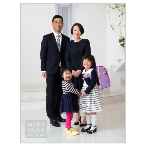 入学式記念写真(前撮り・後撮り)訪問着レンタルセットの撮影プランサムネイル